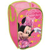 Cesto Juguete Ropa Minnie Mouse New - foto