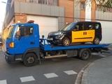 Gruas Barcelona Taxis - foto