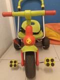 Triciclo Berchet evolutivo con mochila - foto