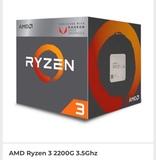 Ryzen 3 2200g 3,5Ghz Gaming low cost. - foto