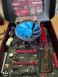 MAXIMUS HERO VII, memoria y procesador - foto