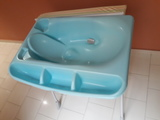 Bañera cambiador - foto