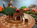 Casa de pitufo,granja verde COMPLETA - foto
