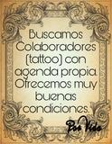 Buscamos tatuadores - foto