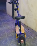 Patineta eléctrica 1600w - foto