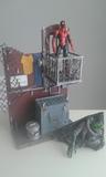Figura y decoración Spiderman - foto