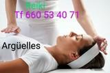 Reiki Madrid salud bienestar prevencion - foto