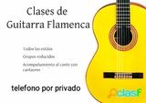 CLASES GUITARRA FLAMENCA - foto