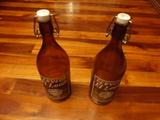 Vendo dos botellas de cerveza El León - foto