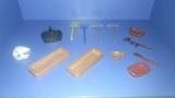 playmobil - herramientas y accesorios - foto