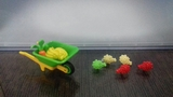 playmobil - carretilla hortelano - foto