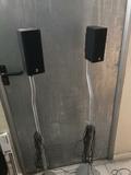2 altavoces Yamaha con pie - foto