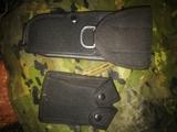 funda pistola y cargadores DEM - foto