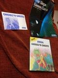 ghouls\'n ghosts de Sega master system - foto