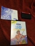 Golden axe de Sega master system - foto