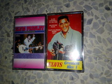 Dos Cassette de Elvis Presley - foto