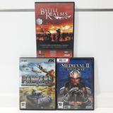 3 Juegos de estrategia PC. - foto