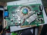 NVidia GeForce 7300 GT 512MB AGP - foto