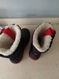 botas nieve niño - foto