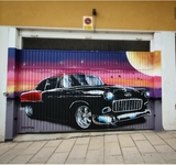Graffiti murales artisticos grafiti - foto