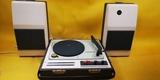 Tocadiscos vintage Cosmo stereo años 60 - foto
