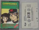 Cassette campeones / bateadores - foto