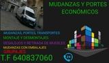 Mudanzas y portes comunidad de  Madrid - foto