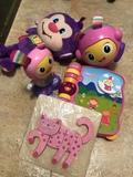 lote de 5 juguetes infantiles - foto
