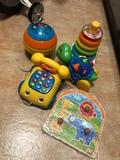 otro lote de 5 juguetes infantiles - foto