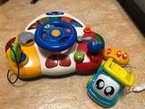 lote 2 juguetes infantiles - foto
