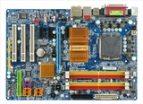 atx gigabyte + Q6600 - foto