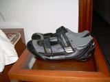 zapatillas shimano y pedales automaticos - foto