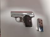 ¡¡Rebaja!! Pistola Unique calibre 6.35 - foto