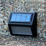 Luz Solar 6 Leds, Litio Automatica Noche - foto