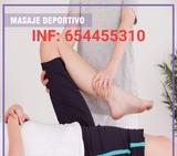 Masaje deportivo descontracturante - foto