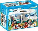 Playmobil-6671 - autocaravana familiar - foto
