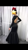 Trajes de flamencas - foto