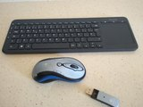 Raton y teclado inhalambricos - foto
