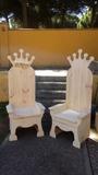 tronos personalizados - foto