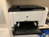 impresora láser color A4 + 6 tonner - foto