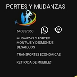 Portes y mudanzas comunidad de madrid - foto