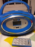 Radio CD MP3 USB portatil - foto