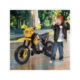 Moto Eléctrica Infantil de Bateria con R - foto