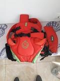 mochila portabebe - foto