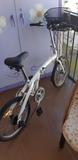 Bicicleta plegable - foto