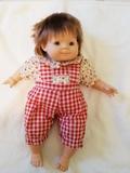 Muñeca roja de Mariquita Perez - foto