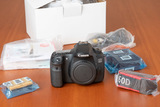 Canon EOS 60D - foto