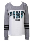 JERSEY PINK MUJER - foto