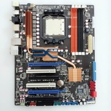 Placa base AM3: ASUS M4A79T Deluxe - foto