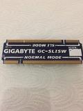 Módulo de selección de tarjeta SLI GIGAB - foto